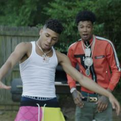 "Blueface Assists NLE Choppa On The ""Shotta Flow"" Remix"