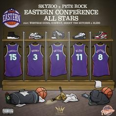 """Check Out Skyzoo And Pete Rock's New Single """"Eastern Conference All-Stars"""""""