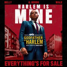 "Wale, G Herbo, & Belly Collide On ""Everything's For Sale"" From ""Godfather Of Harlem"" Soundtrack"