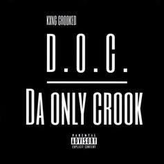 """KNXG Crooked Goes Off On """"D.O.C (Da Only Crook)"""""""