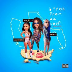 "Mulatto Enlists Saweetie & Trina For ""Bitch From Da Souf"" Remix"