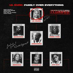 "Lil Durk & Only The Family Drop Off ""Family Over Everything"" Ft. G Herbo, Polo G, NLE Choppa, & More"