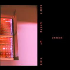 """Usher & Ella Mai Serenade One Another On """"Don't Waste My Time"""""""