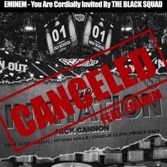 "Nick Cannon Digs Up Dirt On Eminem For New Song ""Canceled: Invitation"""