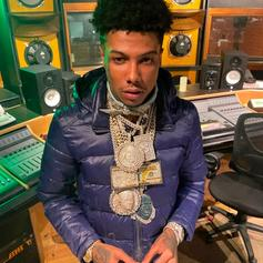 """Blueface Does It For The 'Gram On """"Go Viral"""""""