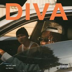 "The Kid LAROI. Goes Back & Forth With Lil Tecca For ""Diva"""