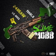"24 Heavy Taps Lil Keed & Marlo For ""Slime Mobb"""