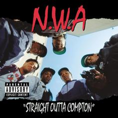 """Eazy-E Snapped On N.W.A'S """"Straight Outta Compton"""""""