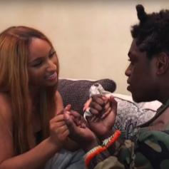 "Kodak Black & Jannaske Ride For Each Other On ""Die With You"""