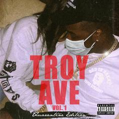 "Troy Ave Drops Off ""Troy Ave Vol. 1"""