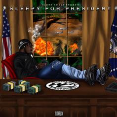 "Sleepy Hallow Drops Off New Album ""Sleepy For President"""