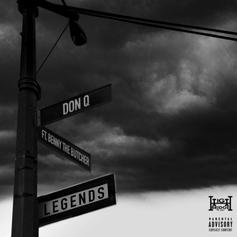 "Don Q & Benny The Butcher Demand Respect On ""Legends"""