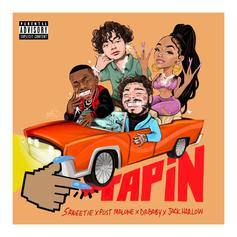 """Saweetie Enlists DaBaby, Jack Harlow, & Post Malone For """"Tap In"""" Remix"""