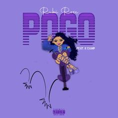 "Rubi Rose Grabs K Camp For That ""Pogo"" Bounce"