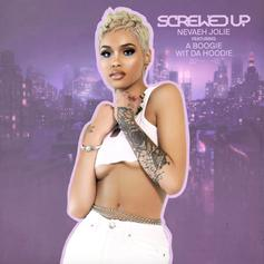 """Nevaeh Jolie & A Boogie Wit Da Hoodie Are In Their 90s Bag On """"Screwed Up"""""""