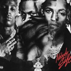 "NBA YoungBoy & Rich The Kid Link For Joint Project ""Nobody Safe"" Ft. Lil Wayne, Quando Rondo, & Rod Wave"