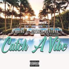 "Maino Recruits French Montana & KG Picasso For New Single ""Catch A Vibe"""