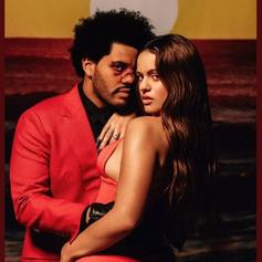 """The Weeknd & Rosalía Spice Things Up On Bilingual """"Blinding Lights (Remix)"""""""