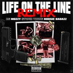 "Boosie Assists RG On ""Life On The Line (Remix)"" Ft. Mozzy & $tupid Young"