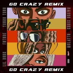 """Young Thug & Chris Brown Return With """"Go Crazy (Remix)"""" Ft. Future, Lil Durk, & Mulatto"""