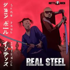 "Sean Paul Calls On Intence For Dancehall Single ""Real Steel"""