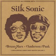 "Bruno Mars & Anderson .Paak's Silk Sonic Blends Funk, R&B, & Nostalgia On ""Leave The Door Open"""