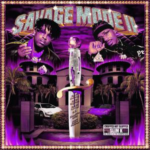 "21 Savage & Metro Boomin's ""Savage Mode II"" Gets Chopped & Screwed"