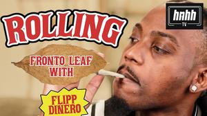 """Flipp Dinero Recalls Being Tricked Into Eating Edibles On His Birthday In """"How To Roll"""""""