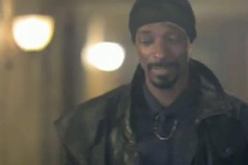 "Snoop Dogg Feat. Problem, Nipsey Hussle ""Upside Down"" Video"