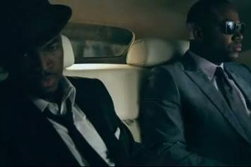 "Ne-Yo ""Champagne Life"" Video"