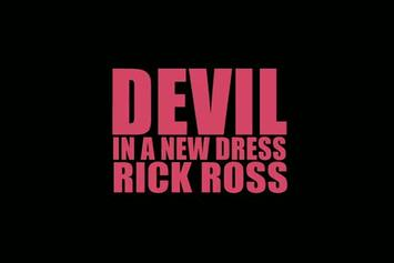 "Rick Ross ""Devil In A Red Dress"" Video"