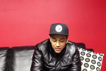 "Kirko Bangz ""Talks Not Being on Freshmen List & Eminem's Influenece"" Video"