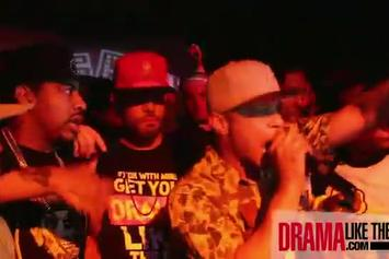 """DJ Drama Feat. T.I., Future, and A$AP Rocky  """"Makes Announcements At """"Fish & Tacos"""" In Atlanta With Special Guests """" Video"""