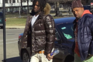 Chief Keef's Manager Speaks On Rapper's Situation