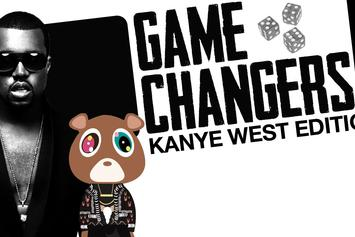 Game Changers: Kanye West Edition
