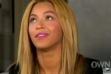 """Beyonce """"Talks Family And Career With Oprah"""" Video"""