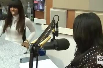 "Kelly Rowland ""Talks Beyonce & Keyshia Cole"" Video"