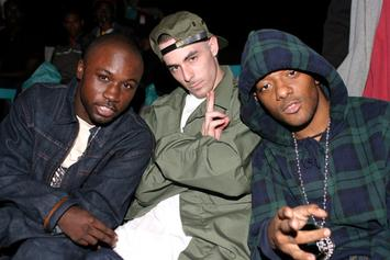 "Hear Album Snippets For Prodigy & Alchemist's ""Albert Einstein"""