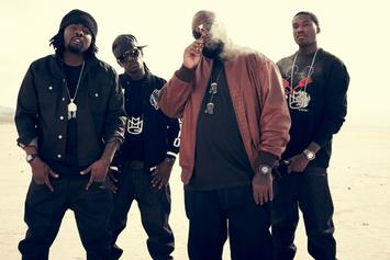 """Rick Ross Discusses How Collabos Came Together For """"Self Made Vol. 3"""""""