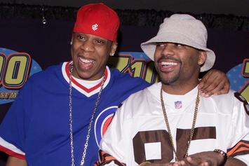 "Dame Dash Praises Jay-Z's ""Magna Carta Holy Grail,"" But Calls It ""Bittersweet"""