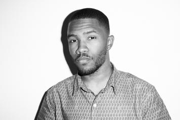 Frank Ocean Tears Vocal Cord, Cancels Australian Tour
