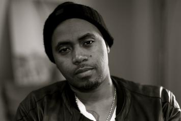Nas Raising Money For Homeless Family In Washington D.C.