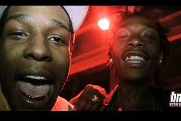 """Episode 5 of Our Exclusive """"Under The Influence"""" BTS With Wiz Khalifa, A$AP Rocky, Berner & More (Finale)"""