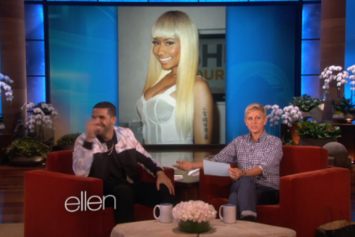 Ellen DeGeneres Quizzes Drake On Who He Dated