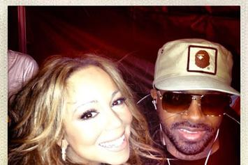 Mariah Carey Announces Jermaine Dupri Is Now Her Manager