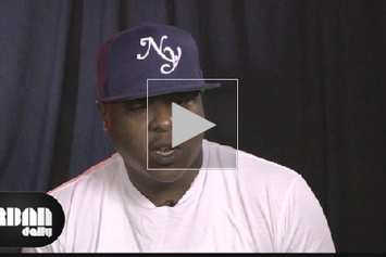 "Jadakiss Talks On ""I Feel Like Pac/I Feel Like Biggie"""