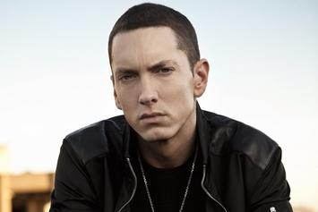 """First Week Sales Projections For Eminem's """"The Marshall Mathers LP 2"""""""