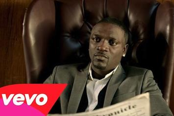 "Akon ""So Blue"" Video"