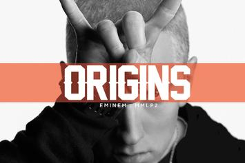"""Origins: The Samples From Eminem's """"The Marshall Mathers LP 2"""""""