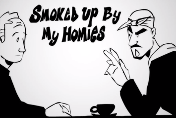 Tupac Interview From 1994 Gets Animated